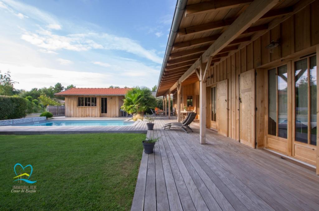 Ares Residentiel Vente Maison 6 Pieces 160m2 766 000
